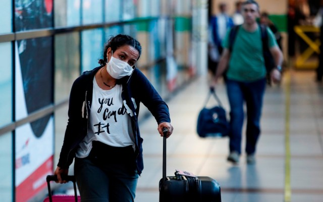 OMS registra más de 234 mil casos de coronavirus en el mundo - Foto de EFE