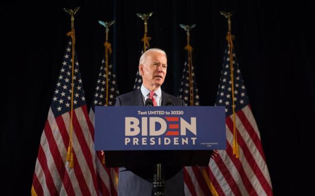 Joe Biden gana las primarias demócratas en Florida - Foto de EFE.
