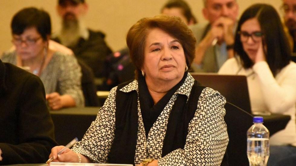 Diputada de Movimiento Ciudadano da positivo a COVID-19 - Diputada María Libier González Anaya. Foto de @DiputadaLibier