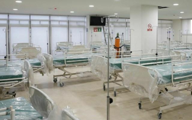 Querétaro registra primera muerte por coronavirus - El albergue del Hospital General y el de Especialidades del Niño y la Mujer de Querétaro reconvertirán sus instalaciones para brindar atención a pacientes de COVID-19 que lo necesiten. Foto de @PanchDominguez