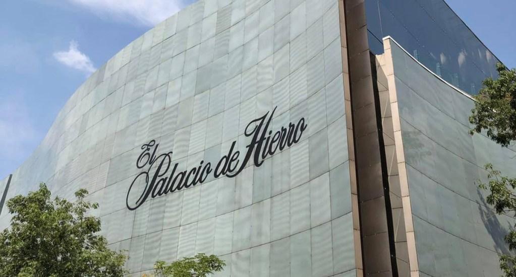 Palacio de Hierro cerrará tiendas durante emergencia sanitaria por COVID-19 - Foto de @ElPalaciodeHierro