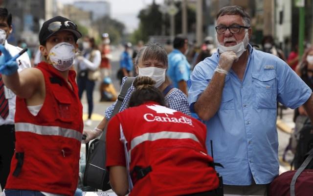 """Embajador pide a canadienses salir """"cuanto antes"""" de México por COVID-19 - Embajador Canadá México covid-19 coronavirus"""