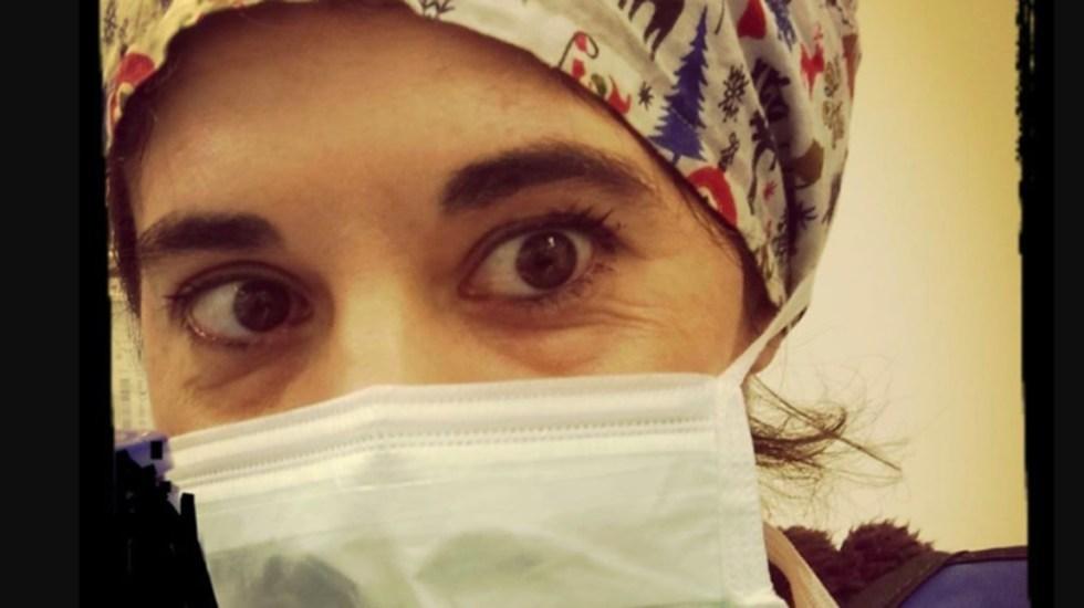 Se suicida enfermera italiana con síntomas de COVID-19 por miedo de infectar a otros - La enfermera Daniela Trezzi se encontraba en cuarentena con síntomas de COVID-19; experimentaba mucho estrés por miedo a infectar a otros