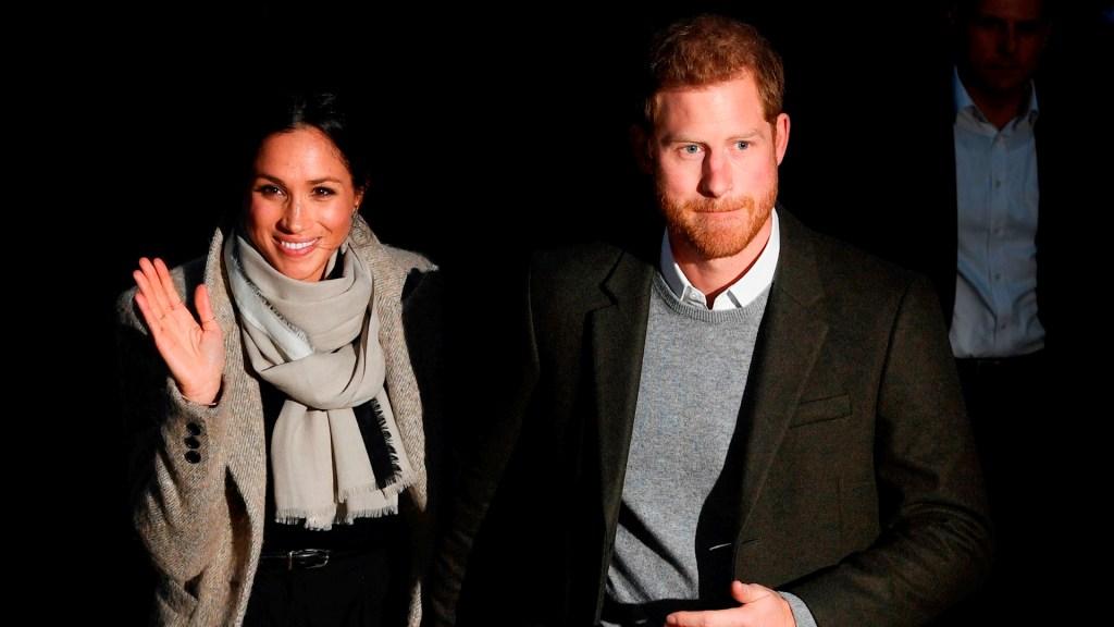 Príncipe Enrique y Meghan Markle debutan en podcast repasando el 2020 - Enrique y Meghan coronavirus COVID-19