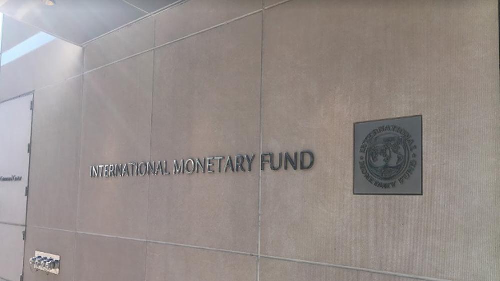 México y Argentina piden acceso a derechos especiales de giro del FMI para países de ingresos medios - Entrada del Fondo Monetario Internacional (FMI). Foto de Google Maps / Pret Alush Virtual Tours