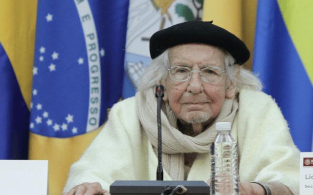 Murió a los 95 años el poeta Ernesto Cardenal - Foto de Notimex