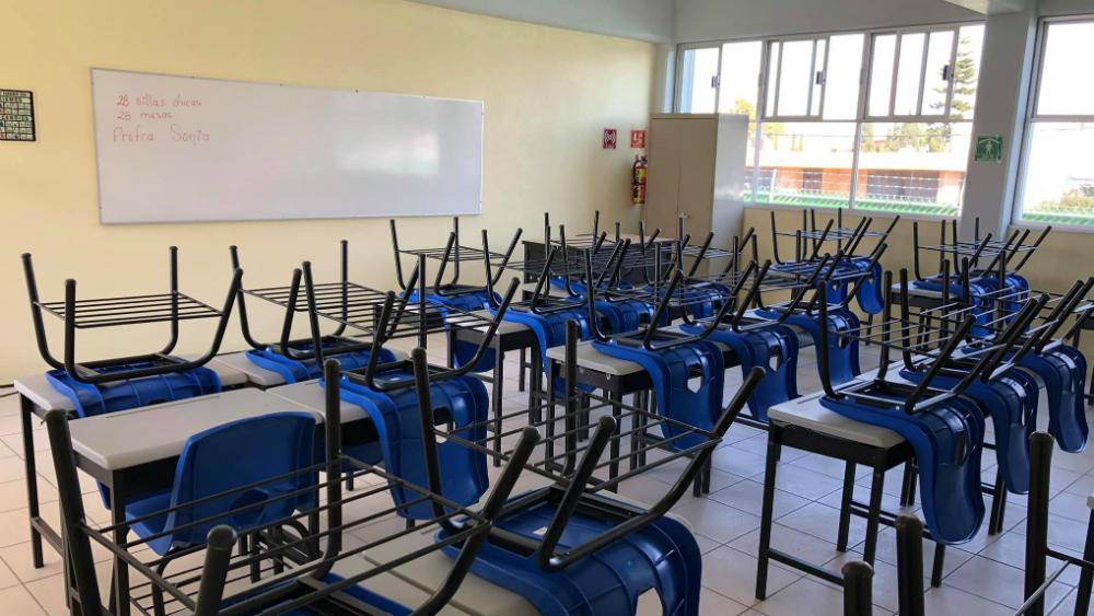 Ordena SEP aislamiento preventivo a maestros y personal administrativo de escuelas - Foto de SEP