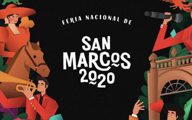 Cancelan Feria de San Marcos 2020 por emergencia del COVID-19 - Foto de @FNSM_Oficial
