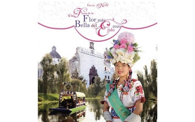 Cancelan fiesta de La Flor más Bella del Ejido en Xochimilco por COVID-19 - Flor más bella del Ejido Xochimilco 2