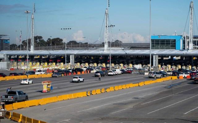 Ampliarán hasta octubre restricciones en frontera entre EE.UU. y México - frontera
