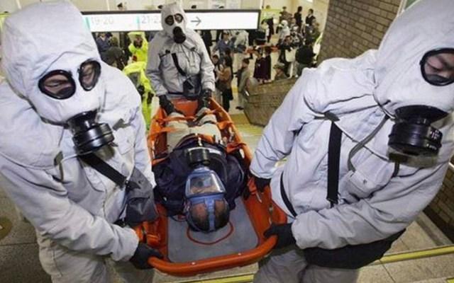 Japón recuerda a víctimas de ataque con gas sarín en Tokio hace 25 años - Japón celebró este viernes una ceremonia por las víctimas del atentado con gas sarín perpetrado por la secta Verdad Suprema en el metro de Tokio