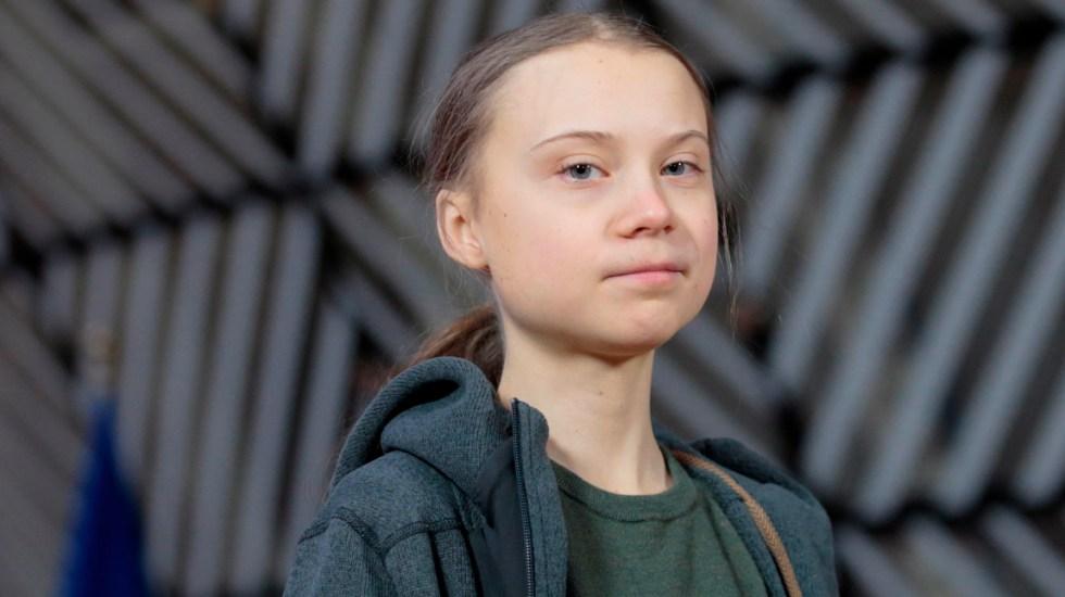 Greta Thunberg se autoaisló dos semanas por sospechas de COVID-19 - La joven ambientalista informó que al volver de un viaje por Europa Central se aisló en un apartamento prestado, lejos de su familia