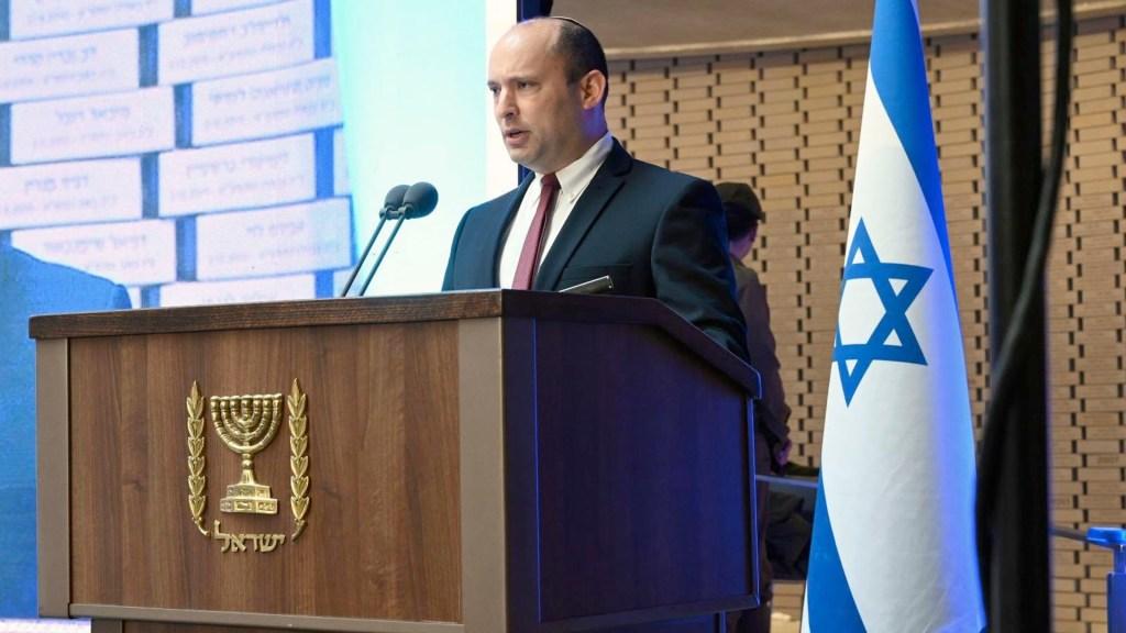 Hackean cuenta de Twitter de ministro de defensa israelí - Naftali Bennett, ministro de defensa israelí. Foto de @naftalibennett