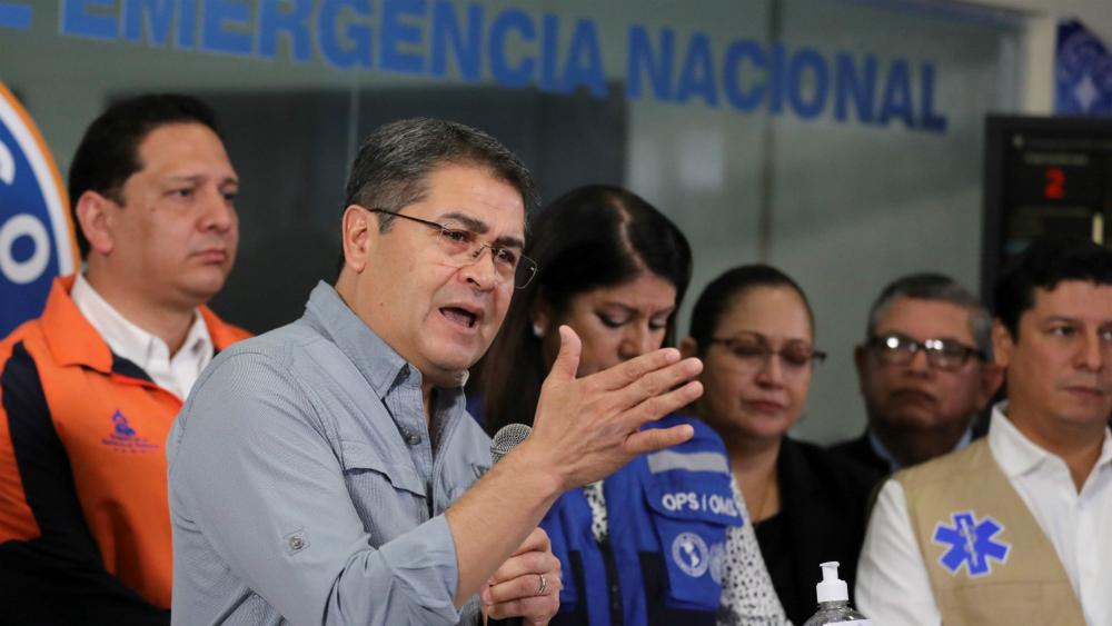 Honduras confirma primeros dos casos de COVID-19 - Foto de EFE