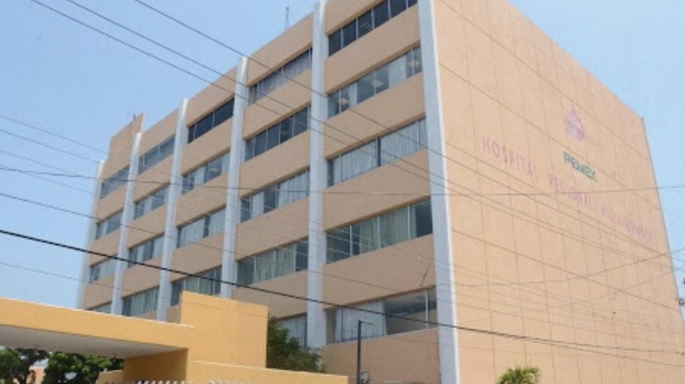 Dan de alta a dos pacientes más afectados por medicamento en hospital de Pemex - Foto de Xeva Tabasco