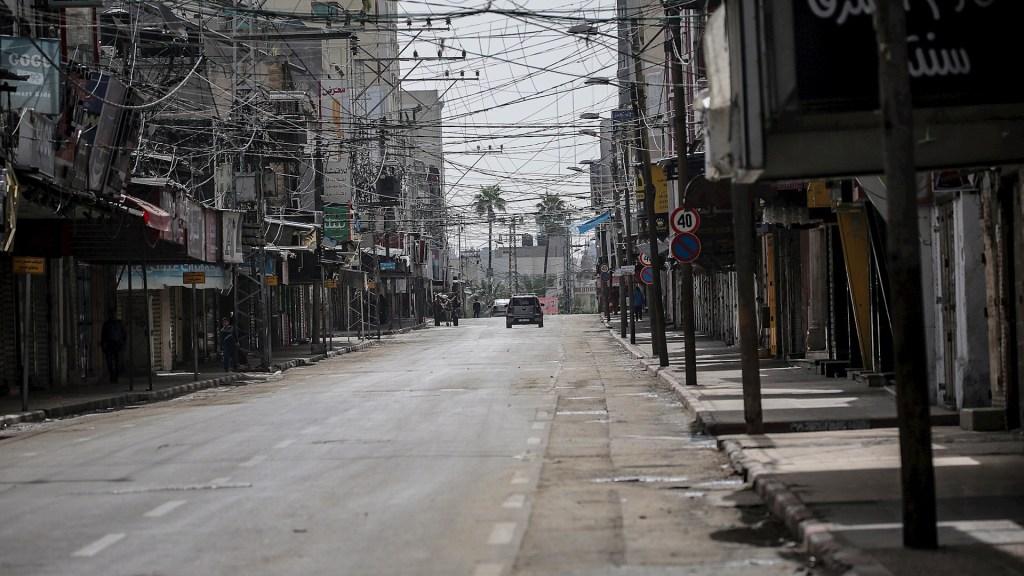 Israel bombardea puestos de Hamás en medio de crisis por COVID-19 - Israel bombardeo Hamas ataque