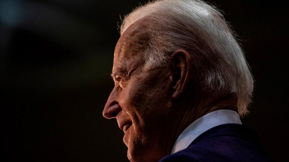 Biden regresará a EE.UU. a pacto internacional por el clima, asegura gobernadora de Nuevo México - Tras la rotunda victoria la pasada semana en el supermartes, Biden buscará consolidar su posición como favorito frente a Sanders