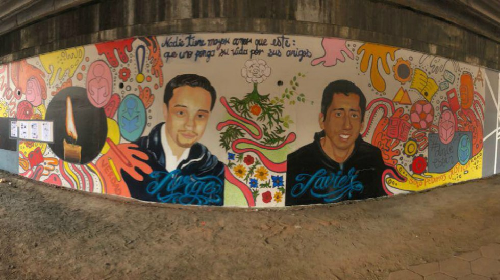 Una década de impunidad en asesinato de estudiantes mexicanos por militares - Foto de Todos somos Jorge y Javier