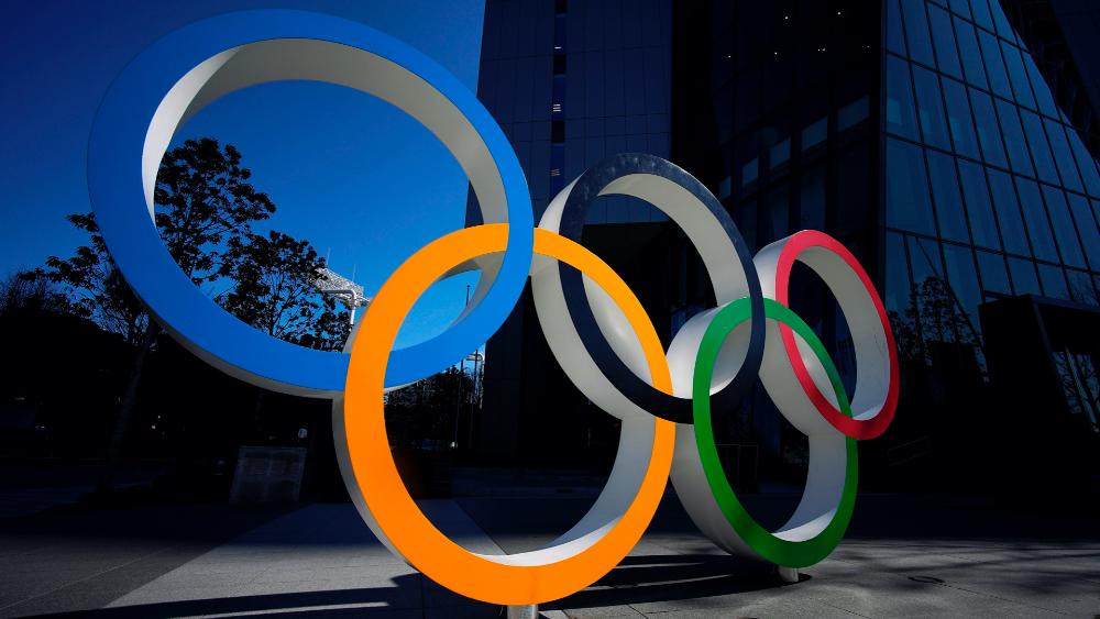 """COI afirma que """"no hay plan B"""" para los Juegos Olímpicos de Tokio - Aros olímpicos. Foto de EFE"""