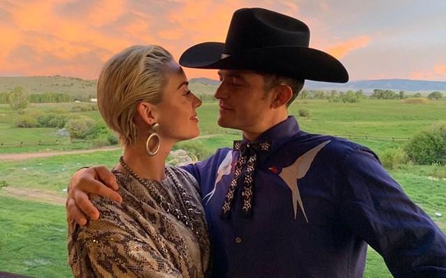Katy Perry y Orlando Bloom suspenden su boda por coronavirus - Katy Perry y Orlando Bloom. Foto de @orlandobloom