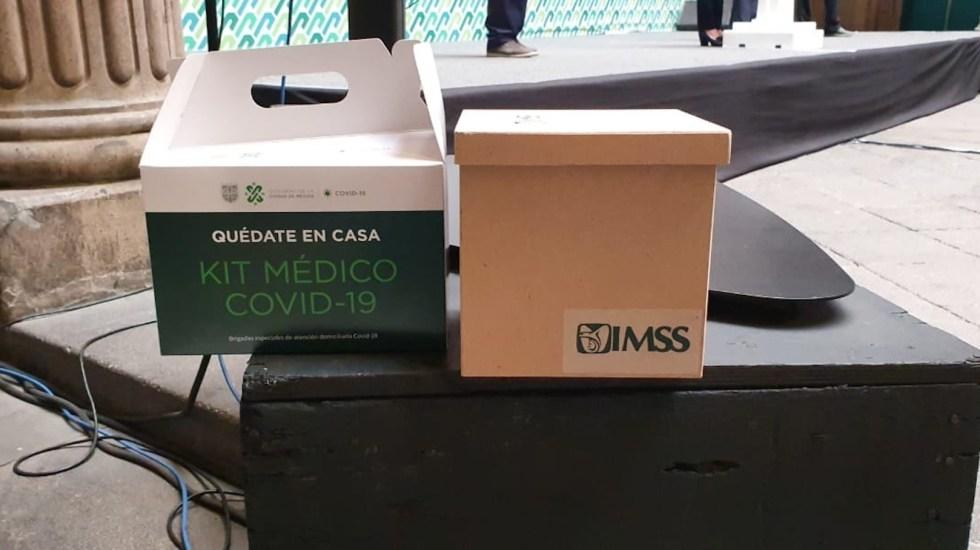 IMSS reitera llamado a quedarse en casa por COVID-19 - Foto de Gobierno de la Cuidad de Méxco