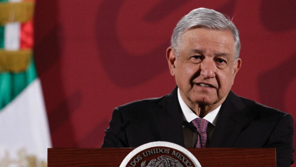 Gobierno está trabajando, asegura AMLO sobre funcionarias que apoyaron 9M - López Obrador