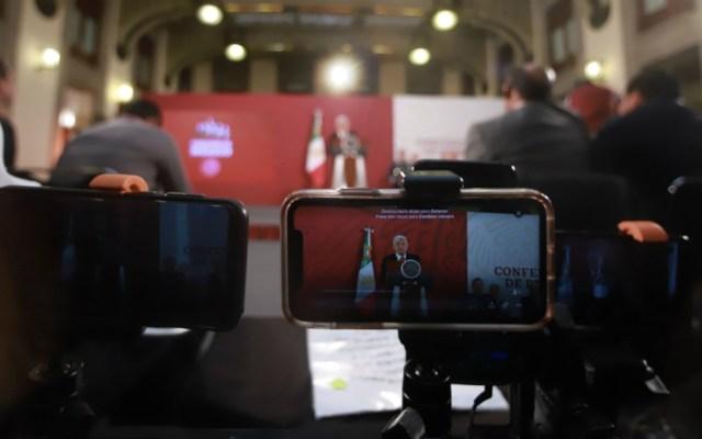 Restringen acceso a conferencia matutina de AMLO por COVID-19 - López Obrador mañanera covid-19 coronavirus