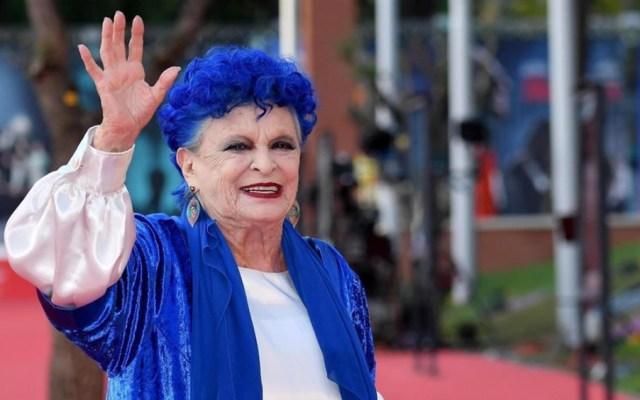 Murió  a los 89 años la actriz italiana Lucía Bosé - Lucía Bosé