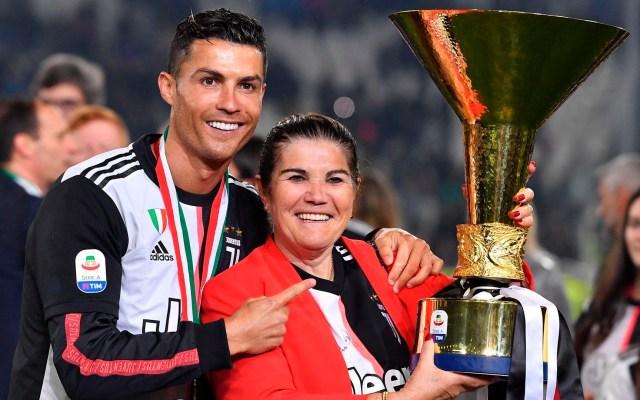 Hospitalizan a madre de Cristiano Ronaldo tras accidente cerebrovascular - Hospitalizan a madre de Cristiano Ronaldo tras accidente cerebrovascular