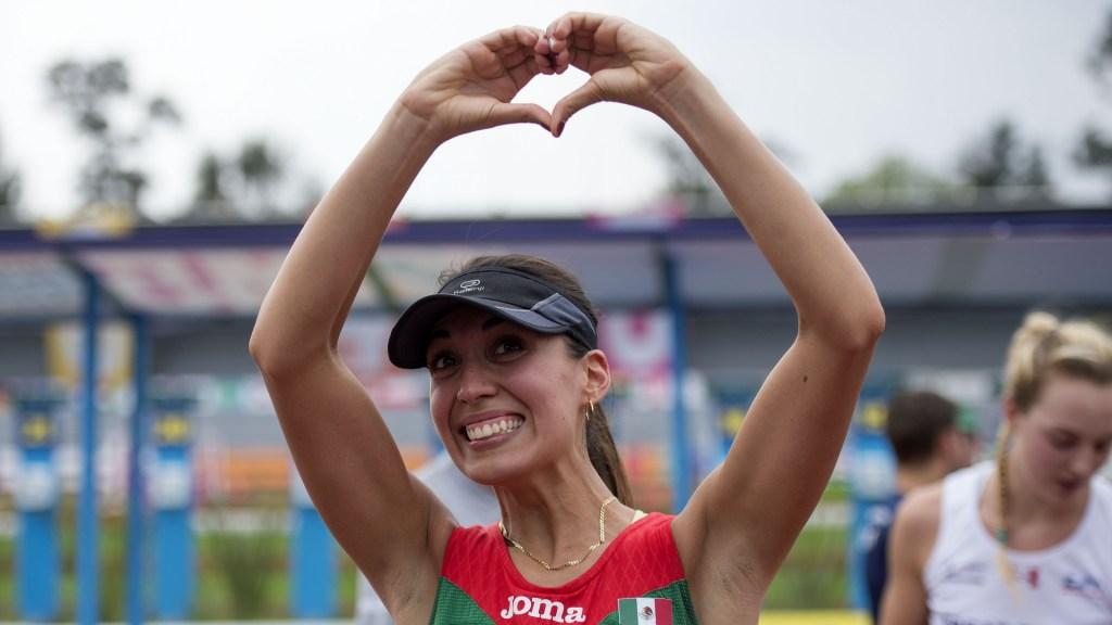 La atleta mexicana Mariana Arceo vence al COVID-19 - Mariana Arceo deportista atleta
