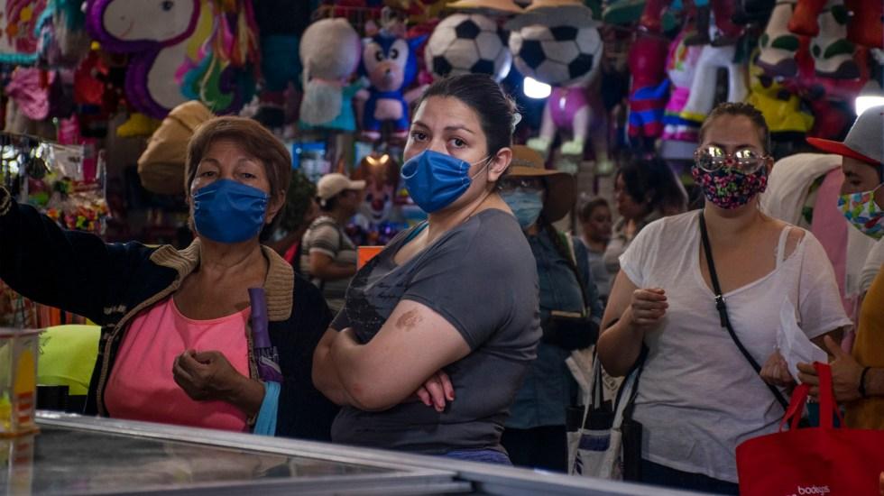 Uso de cubrebocas puede dar falso sentimiento de seguridad, afirma la OMS - cubrebocas mascarillas OMS coronavirus COVID-19