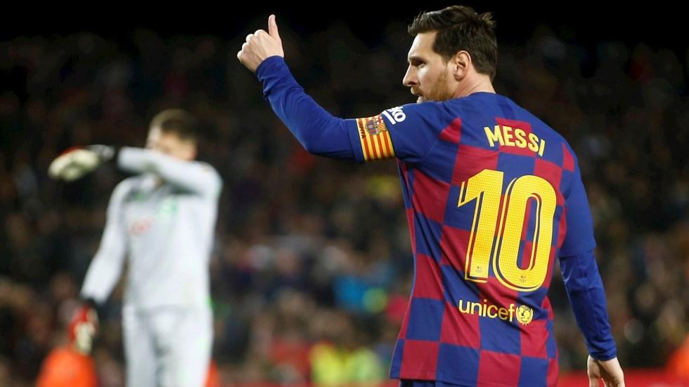 Barcelona vence a Real Sociedad; supera momentáneamente al Real Madrid - La Real Federación Española de Futbol dejó claro su frontal rechazo a que los futbolistas jueguen cada 48 horas y acordó que sea cada 72 horas mínimo