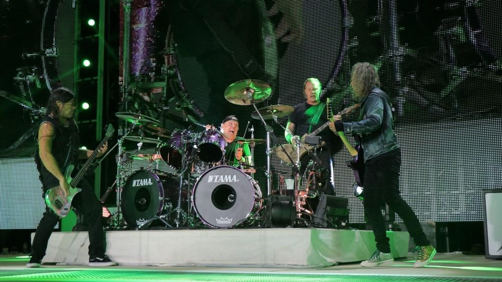 Metallica compartirá conciertos en redes sociales por COVID-19 - Metallica coronavirus covid-19