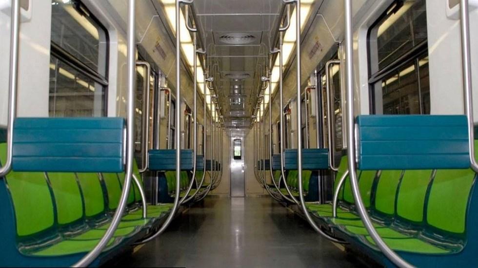 """Trabajadores del Metro cancelan """"falta colectiva"""" tras acuerdos - Instalaciones del Metro de la Ciudad de México. Foto de @MetroCDMX"""