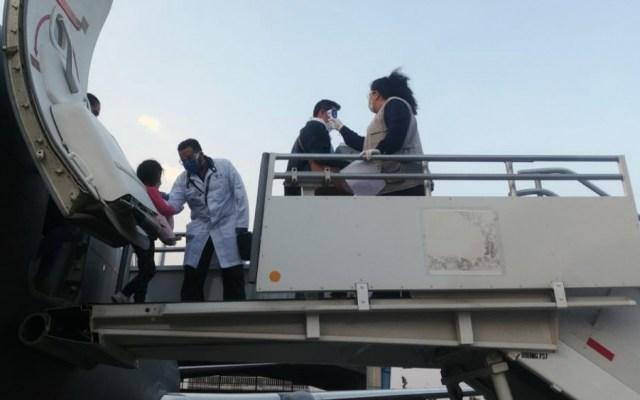 SRE y Sedena regresan a 134 mexicanos varados en Cuba - Foto de SRE