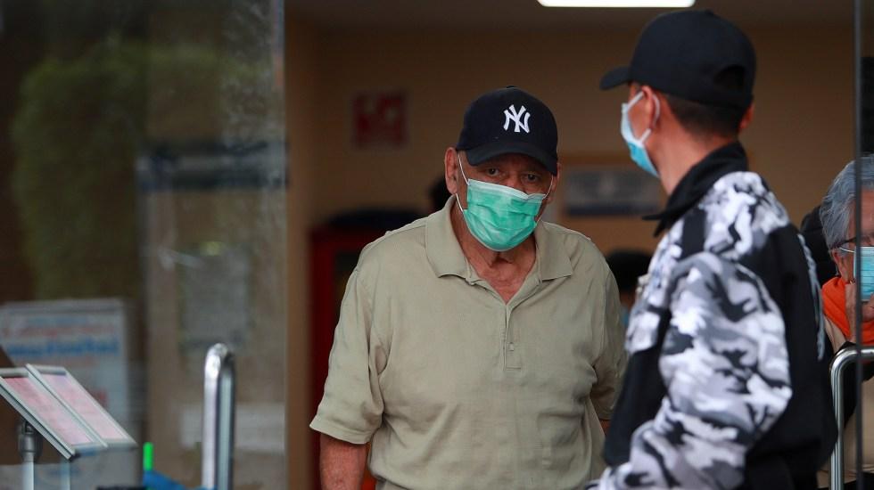En las últimas 24 horas, México registró 5 mil 567 nuevos casos de COVID-19 y 544 muertes - México Coronavirus COVID-19 Ciudad
