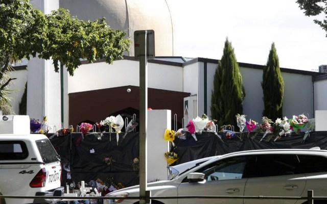 Brenton Tarrant se declara culpable de ataque a mezquitas en Nueva Zelanda - Mezquita Al Noor de Nueva Zelanda tras ataque de Brenton Tarrant. Foto de Stuff