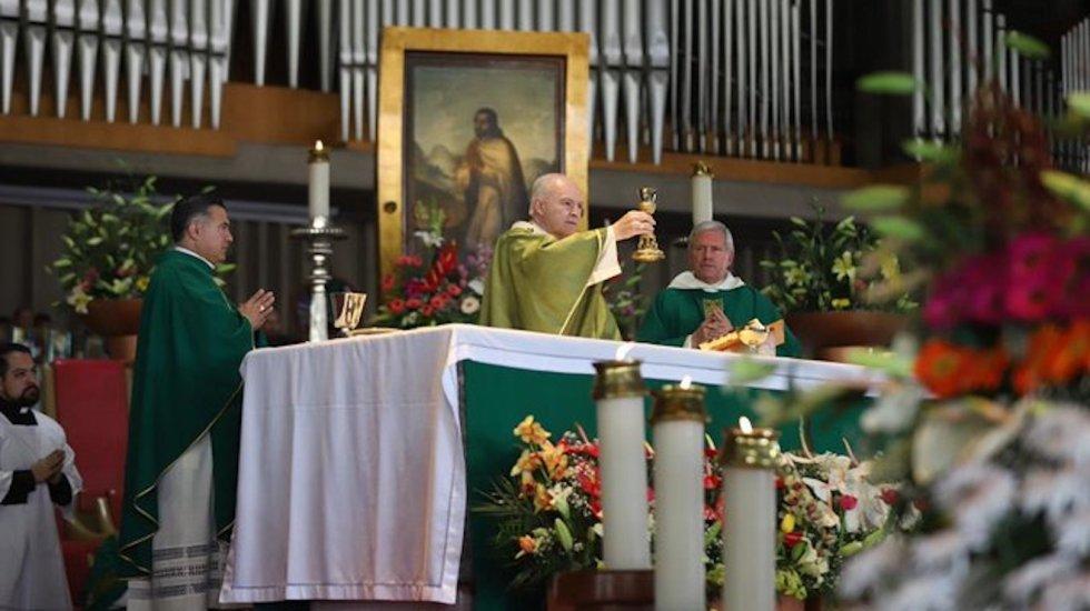 Pánico en nada ayudará en esta situación: Arquidiócesis de México - Foto de Desde la Fe