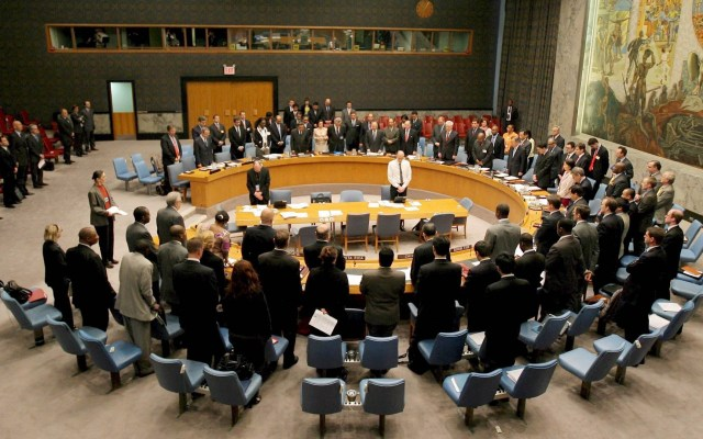 México avanza rumbo a votación del Consejo de Seguridad de la ONU: Ebrard - Naciones Unidas ONU Nueva York