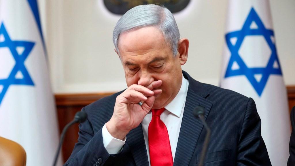 Netanyahu entra en cuarentena ante sospechas de COVID-19 - Netanyahu covid-19 coronavirus