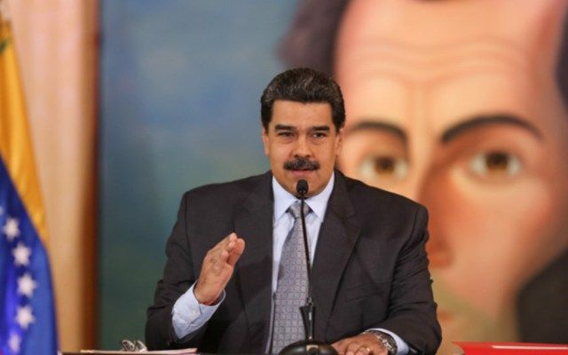 """EE.UU. solo quiere discutir con Maduro """"su salida del poder"""" - Nicolás Maduro. Foto de mppre.gob.ve"""