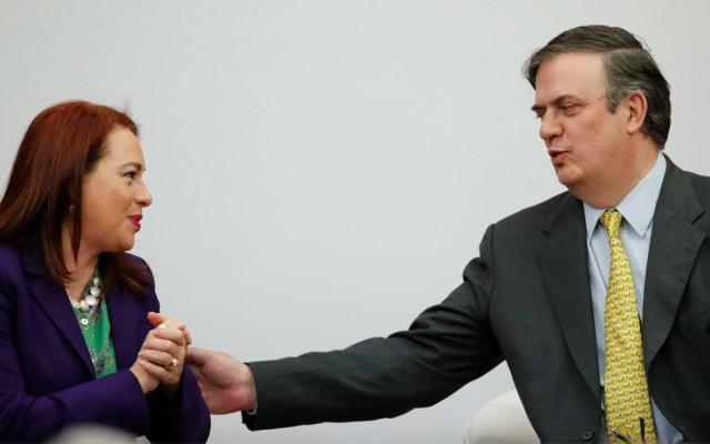 México respalda a primera mujer candidata a la secretaría general de la OEA - El Gobierno mexicano oficializó este jueves su respaldo a la ecuatoriana María Fernanda Espinosa, la primera mujer candidata a ocupar la secretaría general de la OEA