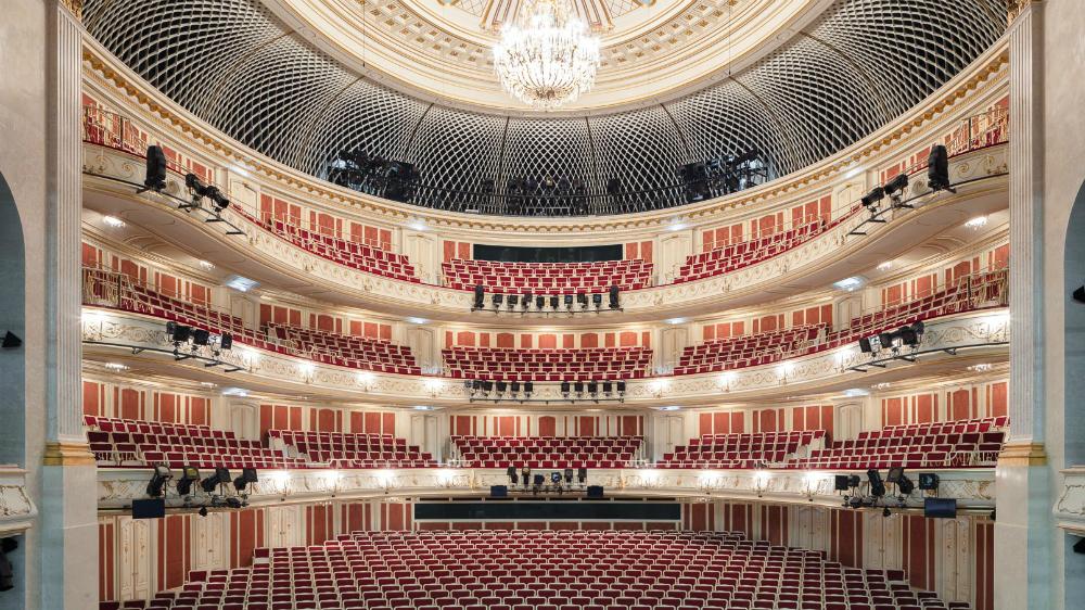 """Ópera de Berlín estrena """"Carmen"""" sin público pero por internet por COVID-19 - Foto de Staatsoper Unter den Linden"""