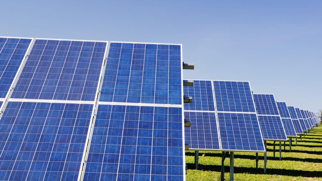 Pandemia de coronavirus pega a energías renovables - Paneles solares. Foto de Zbynek Burival / Unsplash