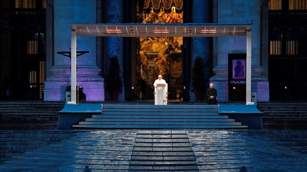 Papa Francisco concede indulgencia a los fieles del mundo por COVID-19 - Foto de VATICAN MEDIA HANDOUT.