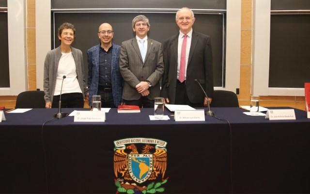 Presentan libro 'Especulaciones y certezas en torno al futuro de la ciencia' - Foto de Academia Mexicana de Ciencias