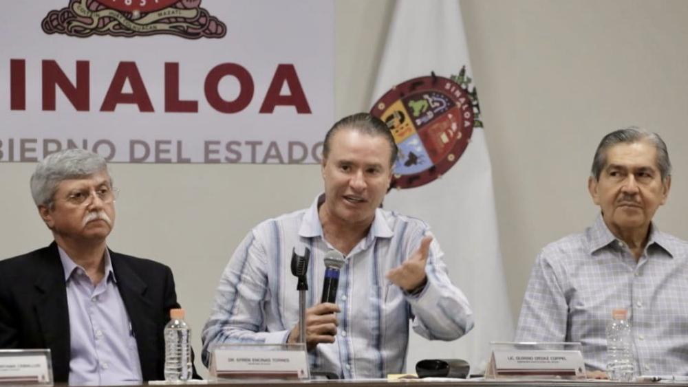 Sinaloa anticipó medidas de prevención ante COVID-19, asegura Quirino Ordaz - Quirino Ordaz Sinaloa covid-19 coronavirus