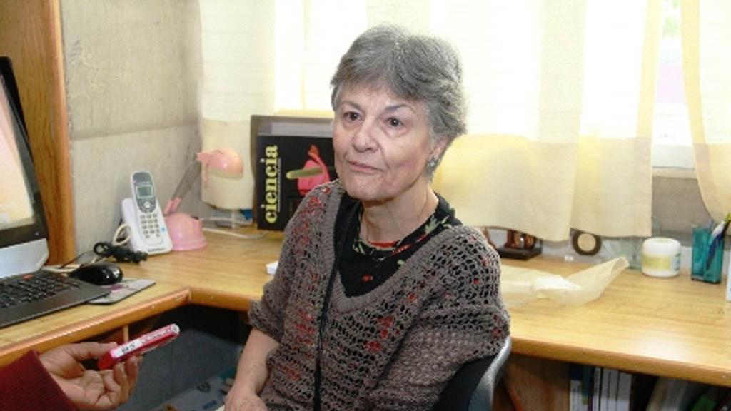 Profesora de la UNAM, primera latinoamericana que recibe premio del American Botanical Council - Rachel Mata Essayag UNAM profesora