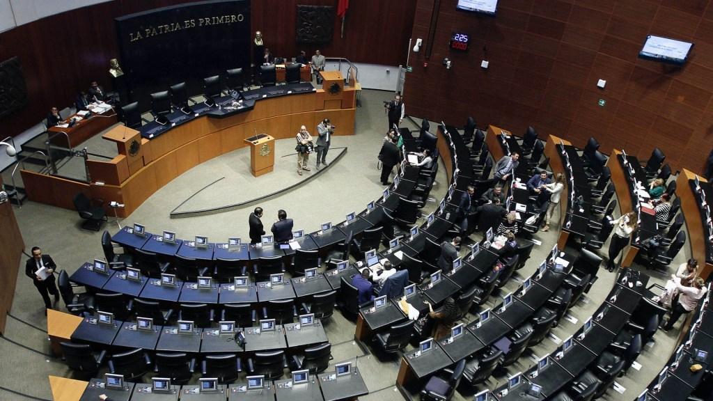 Se instala la Comisión Permanente del Congreso de la Unión - Senado de la República sesión 180320201