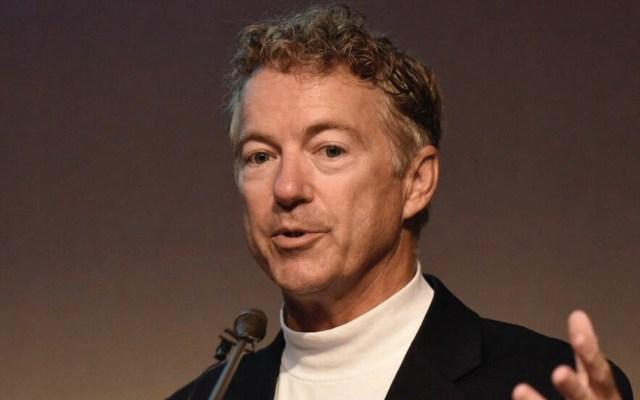 Senador de Estados Unidos da positivo a coronavirus - senador Rand Paul Estados Unidos